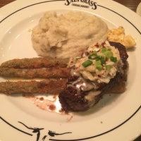 Photo taken at Saltgrass Steak House by Adriana A. on 7/18/2014