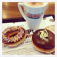 Photo taken at Krispy Kreme by Tunde O. on 7/27/2016