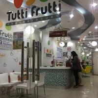 Photo taken at Tutti Frutti Sura Gates by Athirah R. on 4/23/2016