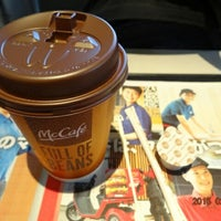 Photo taken at McDonald's by Hiro on 2/15/2015