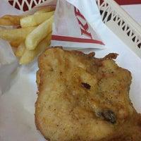 Photo taken at KFC by Hiro on 1/4/2015