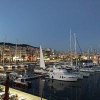 Photo taken at Ναυτικός Όμιλος Καβάλας by Zeynep T. on 9/4/2017
