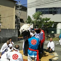 Photo taken at 豊中市立生活情報センター くらしかん by きの on 10/8/2015