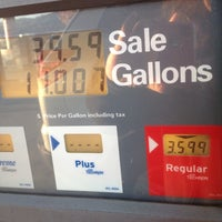 Photo taken at Chevron by Anea K. on 10/13/2013
