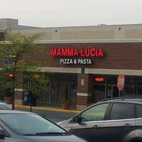 Photo taken at Mamma Lucia by Louryn S. on 4/17/2013
