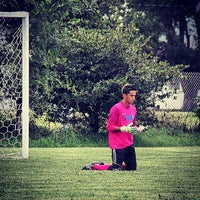 Photo taken at Levitt Stadium by Luis S. on 9/6/2014