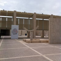 Photo taken at Bahrain National Museum by Maria S. on 4/18/2013