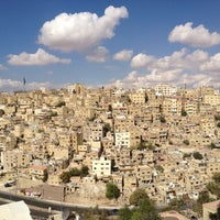 Photo taken at Amman Citadel by CivilLizard D. on 10/27/2012