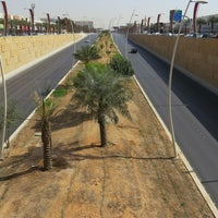 Photo taken at King Abdullah Road by CivilLizard M. on 2/23/2013