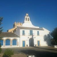 Photo taken at Santuario Virgen de Linares by David J. on 8/13/2014