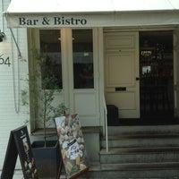 Photo taken at Bar&Bistro 64 by joyman W. on 7/6/2013