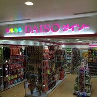 Photo taken at ダイソー 関西エアポート店 (DAISO) by joyman W. on 3/8/2015