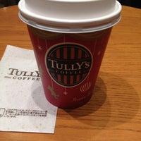 12/9/2012にjoyman W.がTULLY'S COFFEE 大阪ステーションシティ店で撮った写真