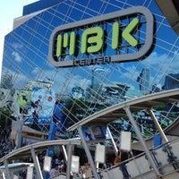 Photo taken at MBK Center by joyman W. on 5/4/2013