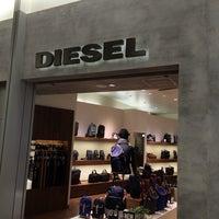 Photo taken at Diesel  西宮ガーデンズ店 by joyman W. on 11/15/2014