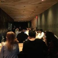 Foto scattata a KazuNori: The Original Hand Roll Bar da Ryn S. il 9/8/2017