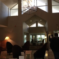 Photo taken at DoubleTree Suites by Hilton Hotel Mt. Laurel by Ryn S. on 10/18/2015
