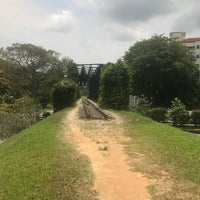 Photo taken at Rifle Range Road Railway Trackbed by Daisuke S. on 9/26/2017