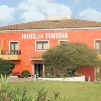 Foto scattata a Hotel La Funtana da Hotel La Funtana il 7/4/2014