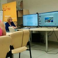 Снимок сделан в TUI Ukraine пользователем Оля П. 7/8/2016