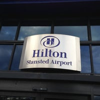 Photo taken at Hilton London Stansted Airport by Alexander H. on 11/7/2014