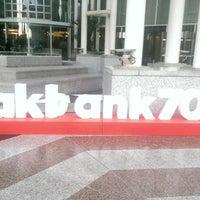 Photo taken at Akbank Genel Müdürlük by Leyla A. on 2/8/2018
