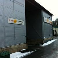 Photo taken at Scanegg by Kari R. on 1/1/2013