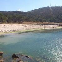 Foto tomada en Praia de Valarés por Susana O. el 8/15/2013