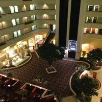 Photo taken at Houston Marriott South at Hobby Airport by Phil P. on 3/3/2013