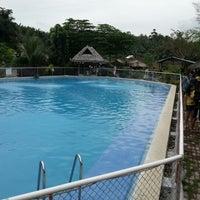 Photo taken at Tuburan Mountain View Resort by Ron O. on 12/25/2012