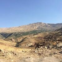 Photo taken at Siirt/Pervari Herekol Dağı by Maruf Ö. on 8/14/2014