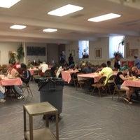 Photo taken at Holy Redeemer Catholic Church & School by Austin R. on 7/30/2014