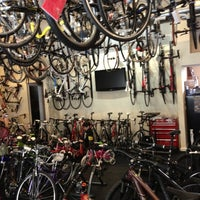 Photo taken at Strictly Bicycles by Julius Erwin Q. on 10/27/2012