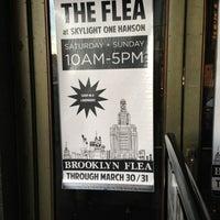 Photo taken at Brooklyn Flea - One Hanson by Julius Erwin Q. on 1/27/2013