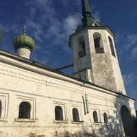 Photo taken at Церковь Рождества Иоанна Предтечи by Мэри С. on 8/18/2018