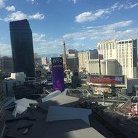 Photo taken at Tea Lounge at Mandarin Oriental, Las Vegas by Anna A. on 8/10/2017
