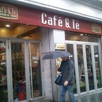 Photo prise au Café &Té par Christian P. le3/10/2013