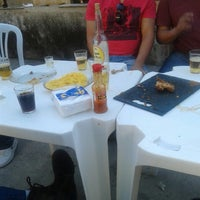 Photo taken at Churrasco na casa do Edson by Geraldo N. on 8/23/2014
