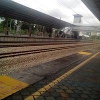 Photo taken at KTM Line - Serdang Station (KB05) by Nursyuhaida K. on 11/11/2012