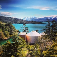Foto tomada en Patagonia Camp por Jaunted el 10/16/2013