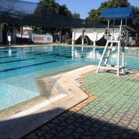 Photo taken at Village East Private Pool by Kevin S. on 2/17/2015