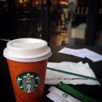 Photo taken at Starbucks by Mbah S. on 7/26/2014