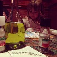 Photo taken at Carrabba's Italian Grill by Marissa M. on 9/20/2012