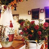 Photo taken at Momo Cafe by Оля Л. on 9/11/2014