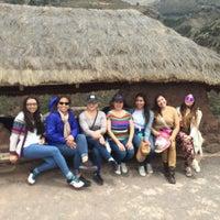 Foto tirada no(a) Parque Arqueologico Intihuatana - Pisac por Luz Z. em 11/22/2017