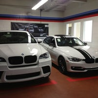 Photo taken at Prestige BMW by Andrew S. on 2/21/2013