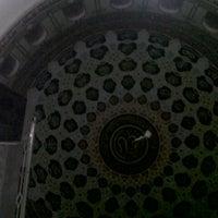 Photo taken at masjid jami al barokah by Yudi R. on 7/3/2014