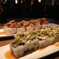 Photo taken at Kumi Japanese Restaurant + Bar by VegasChatter on 7/31/2013