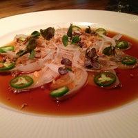 Photo taken at Kumi Japanese Restaurant + Bar by VegasChatter on 7/29/2013