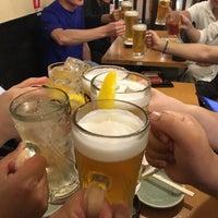 Photo taken at 一軒め酒場 川崎仲見世通り店 by あめまる on 7/9/2016